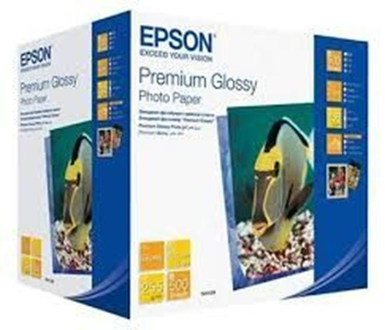 Зображення Бумага Epson 100mmx150mm Premium Glossy Photo Paper