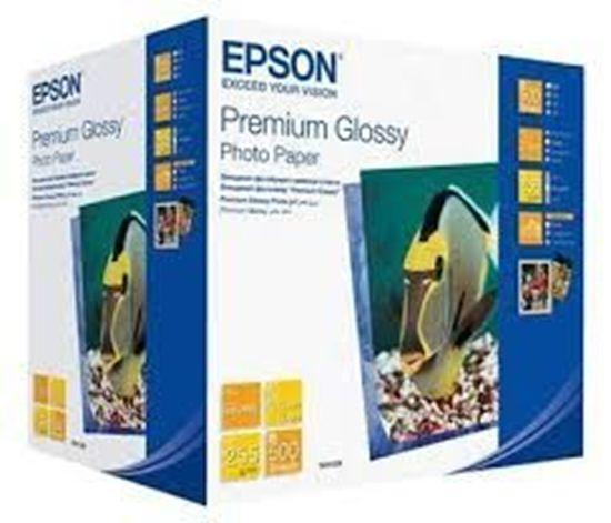 Зображення Бумага Epson 100mmx150mm Premium Glossy Photo Paper