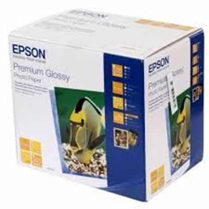 Изображение Бумага Epson 130mmx180mm Premium Glossy Photo Paper