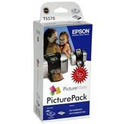 Зображення PicturePack (набор расход.материалов) Epson for PictureMate, 135л.