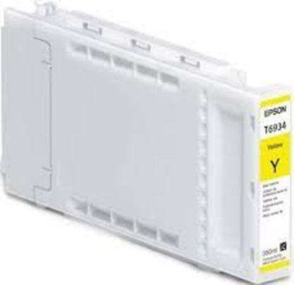 Зображення Картридж Epson SC-T3000/ 5000/ 7000 Yellow, 350мл