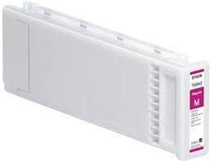 Зображення Картридж Epson SC-T3000/ 5000/ 7000 Magenta, 700мл