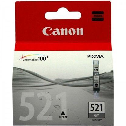 Изображение Картридж Canon CLI-521GY Grey для MP980