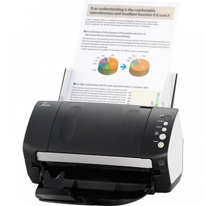 Изображение Документ-сканер A4 Fujitsu fi-7140