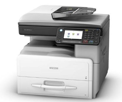 Изображение Ricoh Aficio MP 301SPF, 30 стор./хв., мережевий принтер, копір, сканер, факс, ARDF, дуплекс