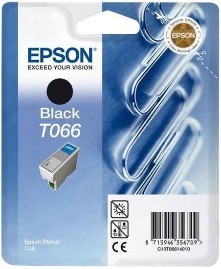 Зображення Картридж Epson StC48 black