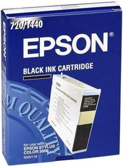Зображення Картридж Epson StColor 3000/Pro 5000 black