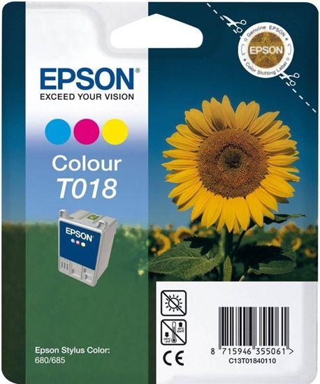 Зображення Картридж Epson StColor 680 color