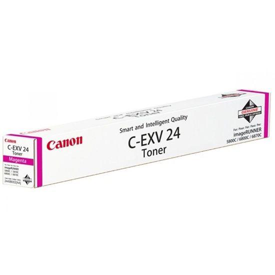 Зображення Тонер Canon iRC58xx малинов, (9.5K) C-EXV24 toner magenta