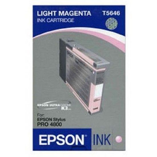 Зображення Картридж EPSON Stylus PRO 4800 vivid light magenta, 110мл