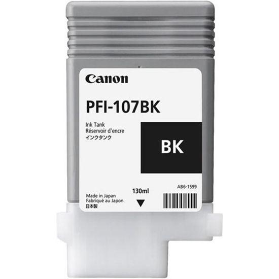 Зображення Картридж фото-черный (на основе водорастворимых чернил) PFI-107 Photo black (iPF680, iPF685, iPF780 и iPF785), 130 ml