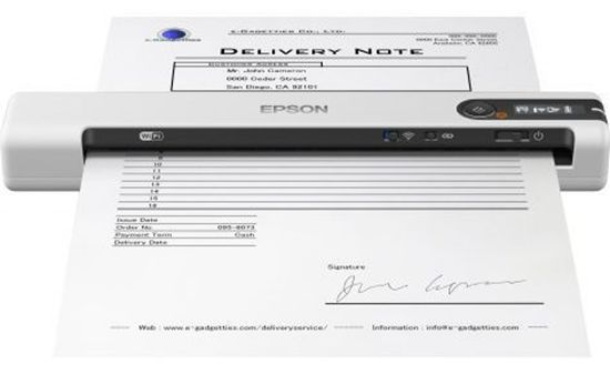 Изображение Сканер  Epson WorkForce DS-80W