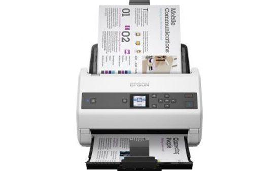 Изображение Сканер Epson WorkForce DS-870