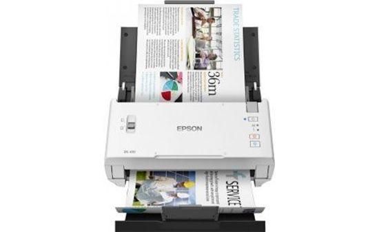 Зображення Сканер  Epson WorkForce DS-410
